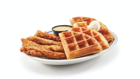Chicken & Waffles Image