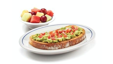 Classic Avocado Toast Image