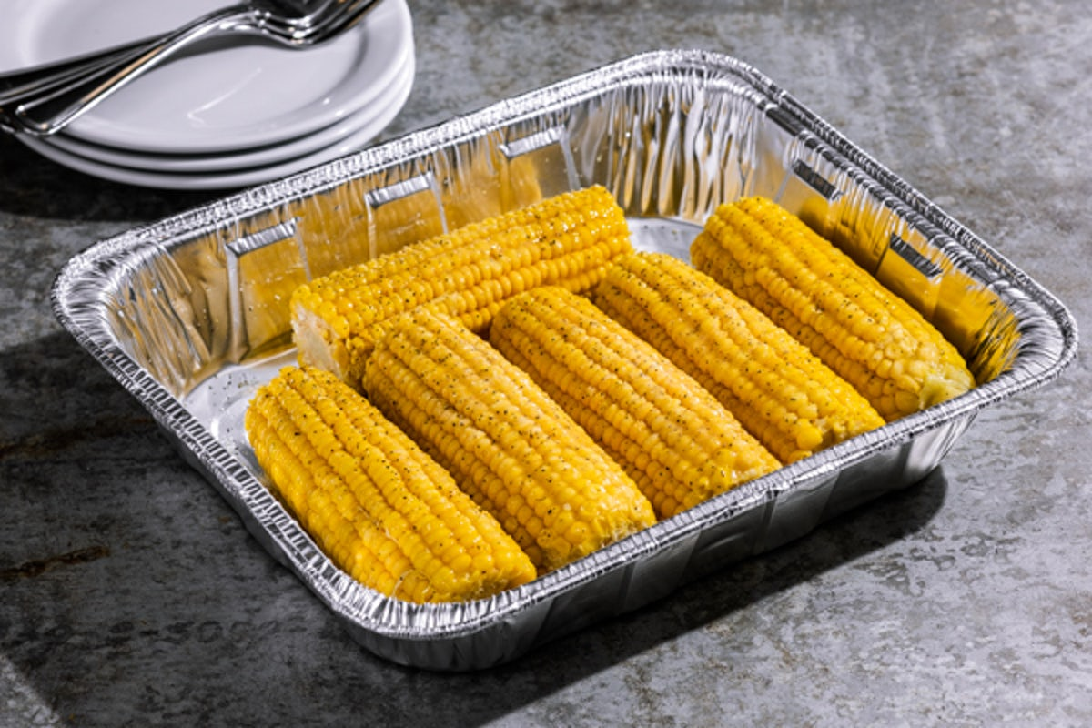 Party Platter Side - Sweet Corn on the Cob