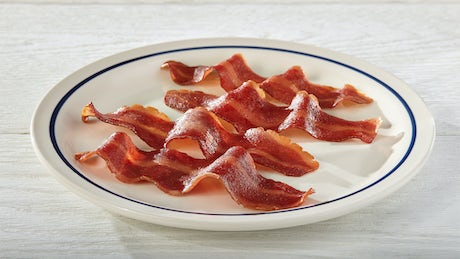 Turkey Bacon Strips Image
