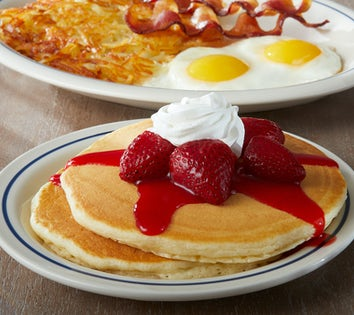Build Your Pancake Combo