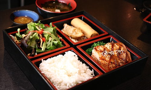 LUNCH - BENTO BOXES