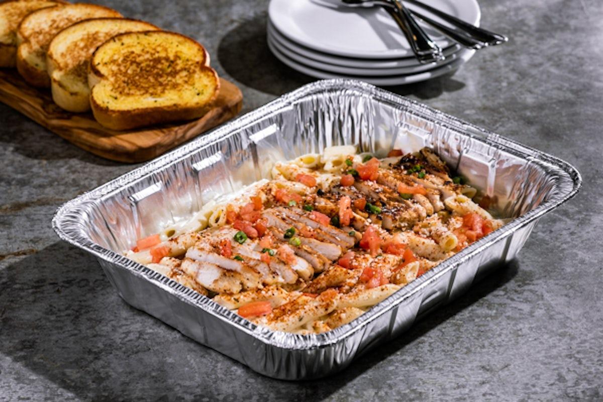 Cajun Chicken Pasta Party Platter - Large