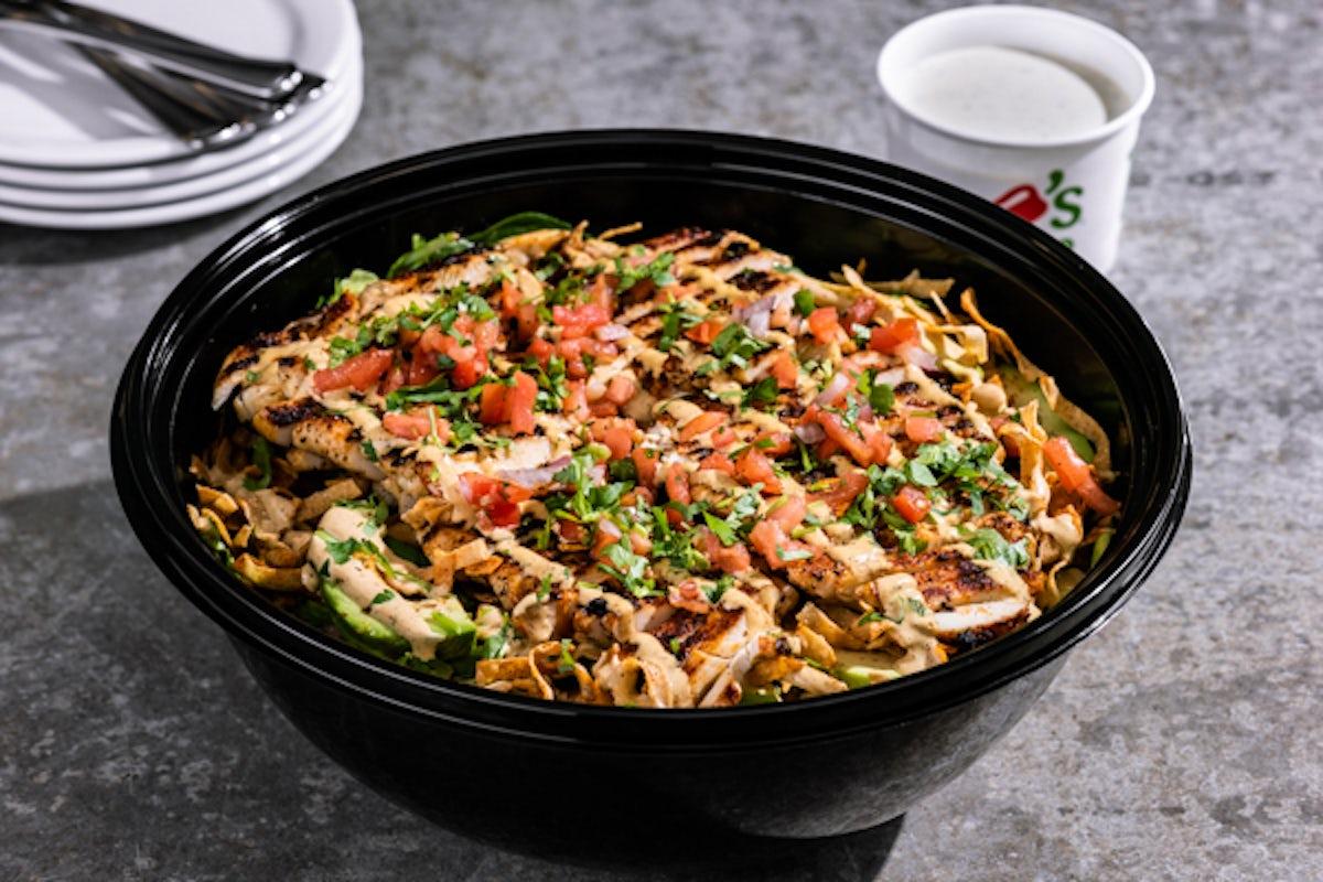 Party Platter Santa Fe Salad - Large