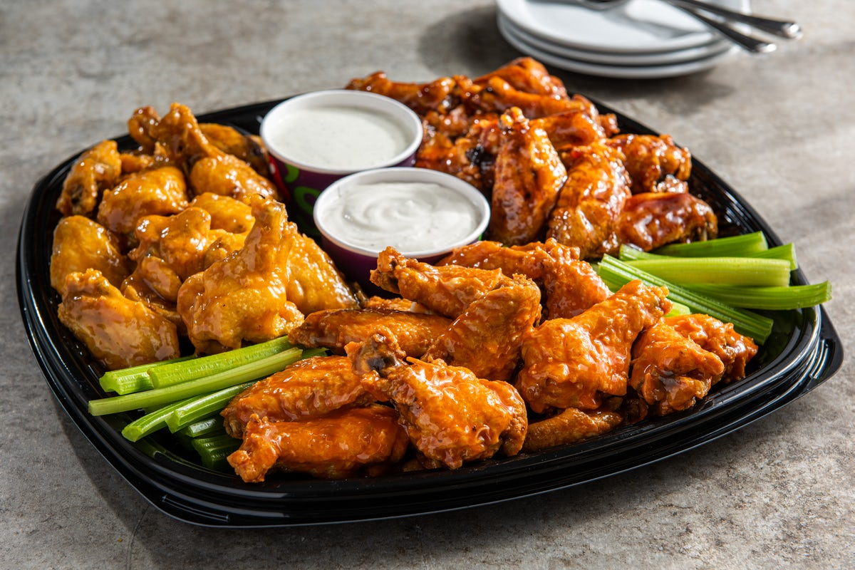 Party Platter Wings - 48 Count