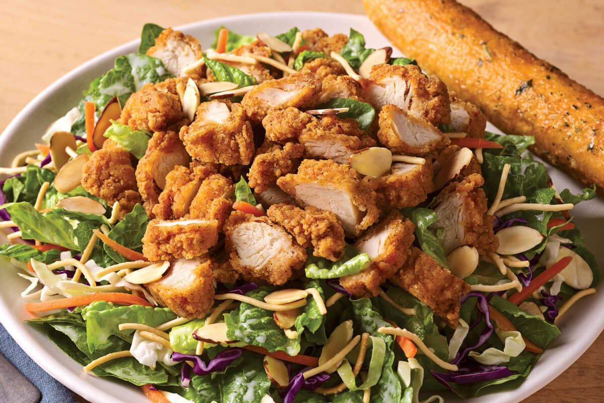 Oriental Chicken Salad Image