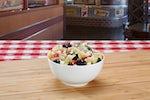 Greek Pasta Side Salad