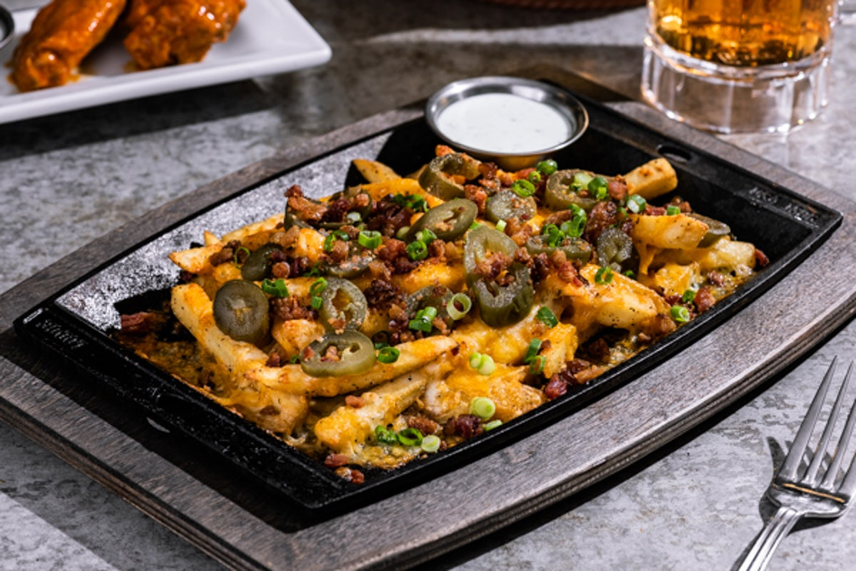 Texas Cheese Fries - Full