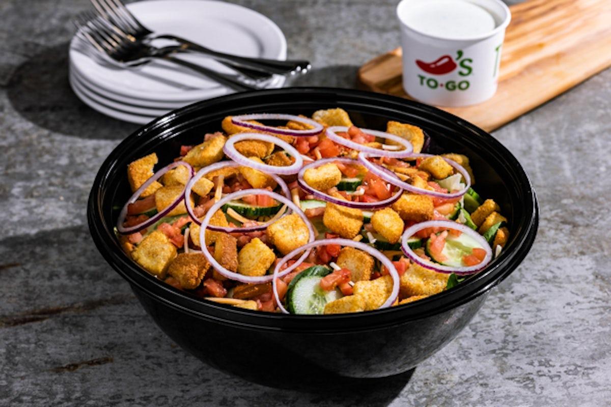 Party Platter House Salad - Large