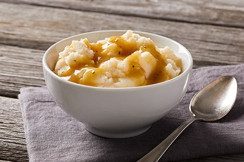 Bob Evans Menu Mashed Potatoes Gravy