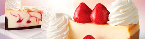 Cheesecakes & Specialty Desserts