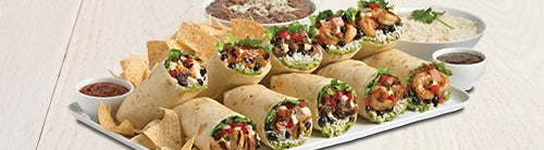 CATERING BURRITOS
