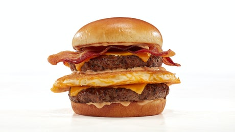 The Big IHOP Pancake Burger™ Image