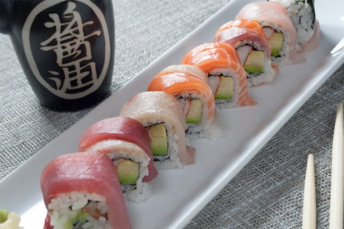 SPECIALTY SUSHI