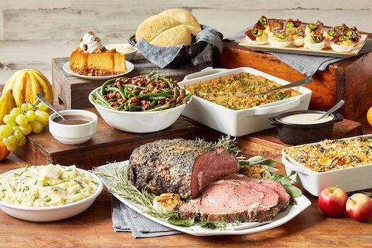Prime Rib Feast (Serves 6)
