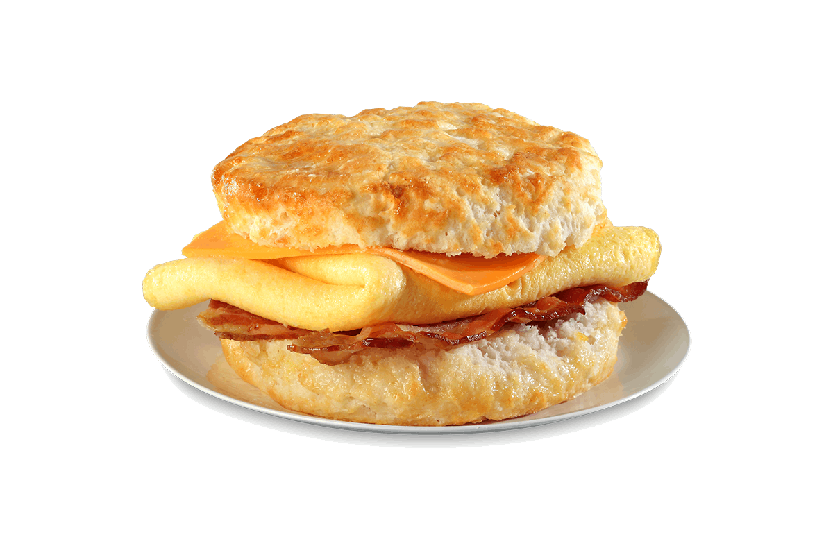 Bacon, Egg & Cheese Biscuit