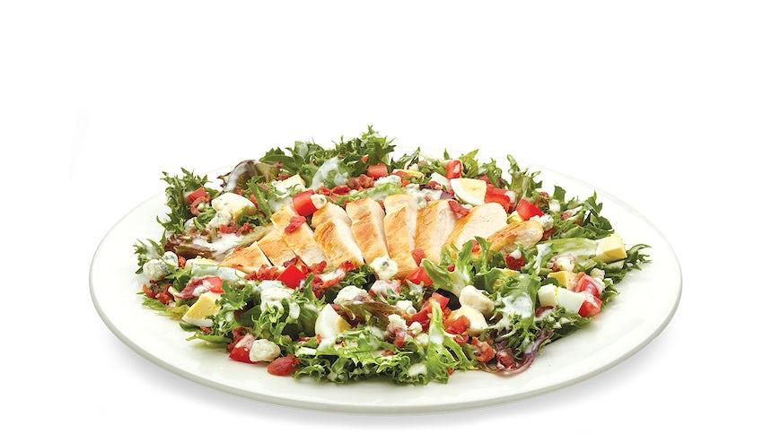 Gluten-Friendly Grilled Chicken Cobb Salad Image