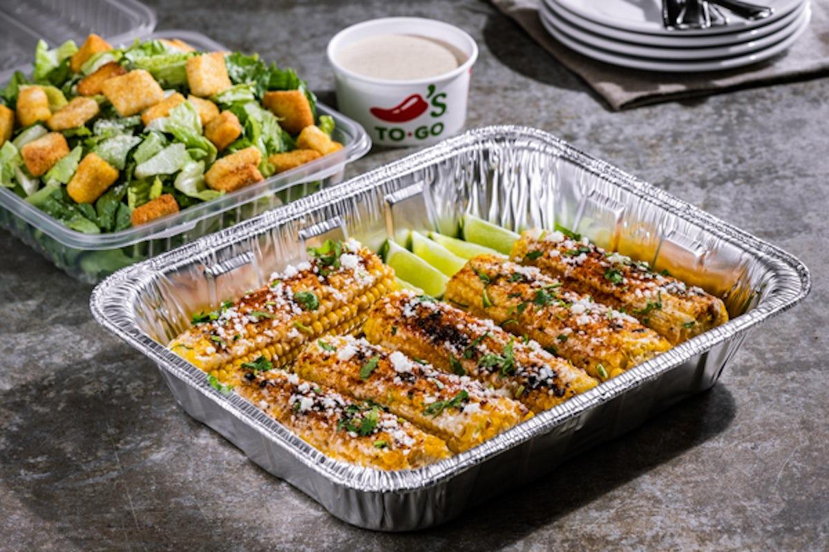 Party Platter Signature Side & Small Caesar Salad