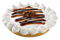 CARAMEL TURTLE TREAT PIE™