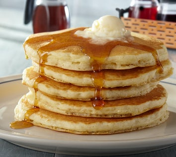 Original Full Stack Buttermilk Pancakes