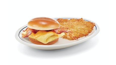 Classic Breakfast Sandwich Image