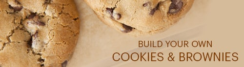 Build Your Own Cookies & Brownies