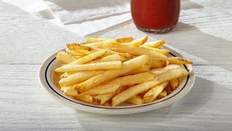 French Fries  and adds 320 Calories