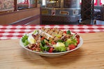 Tuscan Bacon & Chicken Salad
