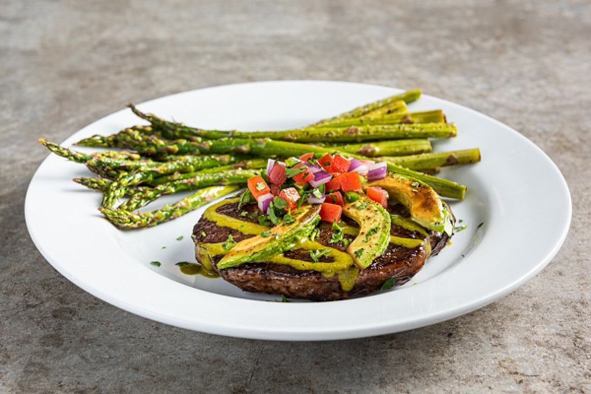 6 oz. Classic Sirloin* with Grilled Avocado