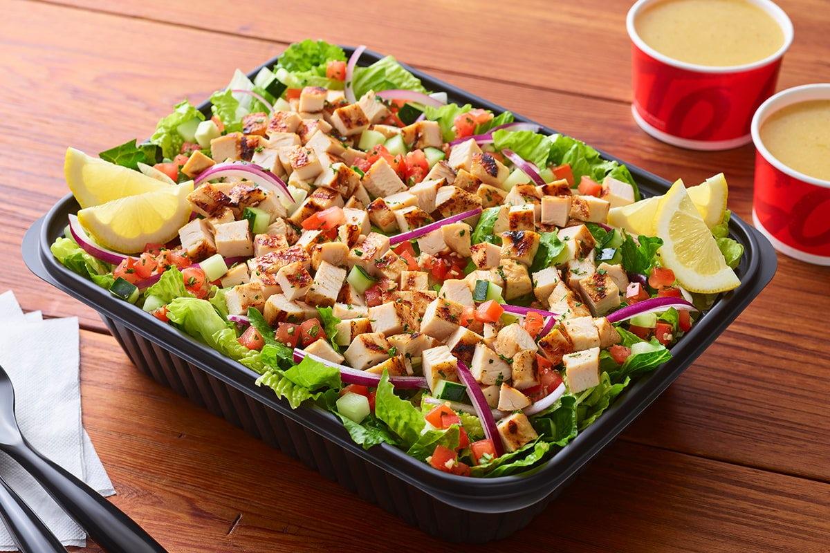 Tuscan Garden Chicken Salad Image